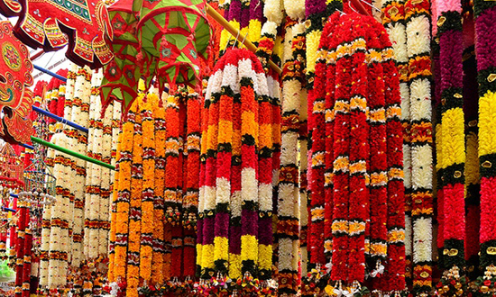 Garlands / Malas