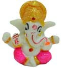 Small Ganesh - Pink