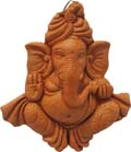 Earthen Blessing Ganesh