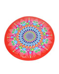 Kolam Sticker Round Big