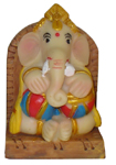 Enchanting Tabla Musical Ganesh