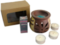 Essential oil, Diffuser, Candles  Set