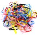 Dozen Disco Rubber Bands