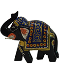 Wood Decor Elephant