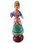 5 Beads Dancing Lady Doll