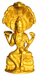 Eternal Fine Antique Vishnu