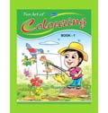 Fun Art Of Colouring Book 1