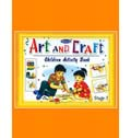 Art & Craft Children Activity Book Stage 1