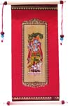 Gopala Krishna Patachitra Gift Envelop