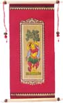 Lady Tree Patachitra Gift Envelop