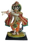 Enchanting  Krishna ji with Flute