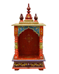 Ethnic Open Sided Mandap