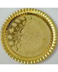 Eternal Brass Puja Plate