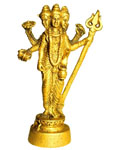 Eternal Fine Antique Dattatreya
