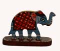 Puja Elephant Incense Stick Holder