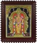 Bejeweled Thiruchendur Murugan
