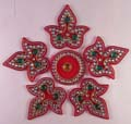 Readymade Rangoli Decor