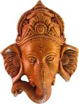 Ganesh Face Panel