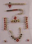 Krishna Necklace Set
