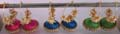 Jhumka Set Of 2 pcs
