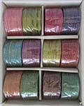 Glass Bangles 1 Doz 2.8
