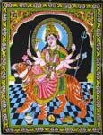 Durga Wall Hanging