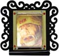 Scroll Photo Stand Sai Baba