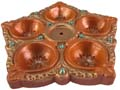 Pancha Diya Orange