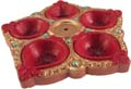 Pancha Diya Red