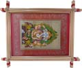 Ganesh Patachitra Wall Hanging