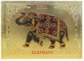 Elephant Magnetic Sticker