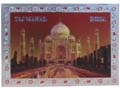 Taj Mahal Magnetic Sticker