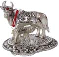 Cow & Calf Antique Finish