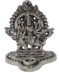 Durga Idol Antique Finish