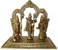 Ram Darbar Golden Antique Finish
